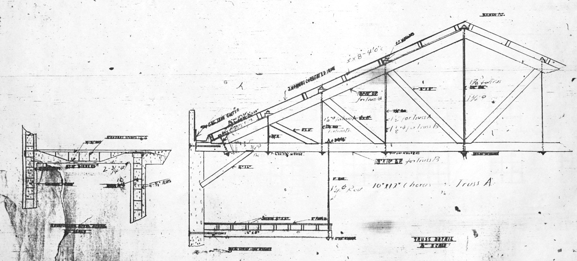 roof blueprints