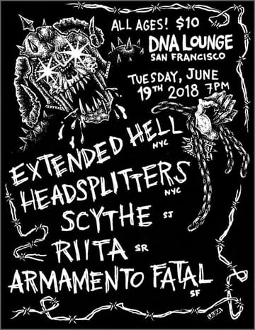 Extended Hell Flyer