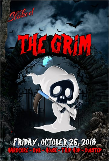 So Stoked: The Grim Flyer