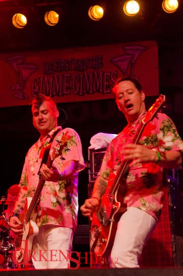 Me First And The Gimme Gimmes Karaoke