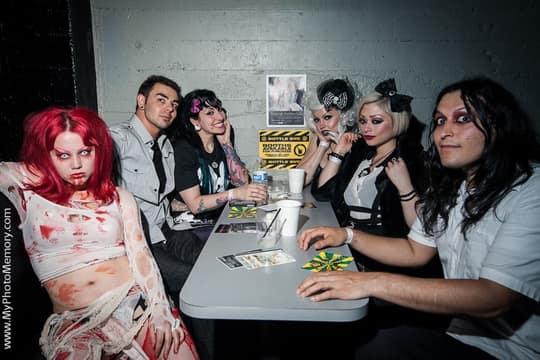 DNA Lounge: Death Guild: Mon, 17 Jun 2013: 135