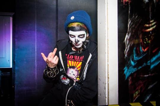 DNA Lounge: Death Guild: Mon, 31 Oct 2016: 124